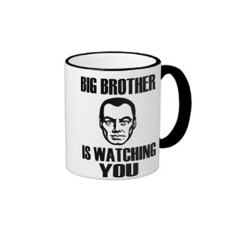 Tasse de portrait de frère