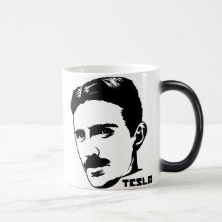 Tasse de portrait de Nikola Tesla
