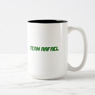 Tasse de Rafaël d'équipe