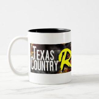 Tasse de roches de la région du Texas