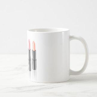Tasse de rouge à lèvres