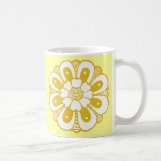 Tasse de tarte de citron