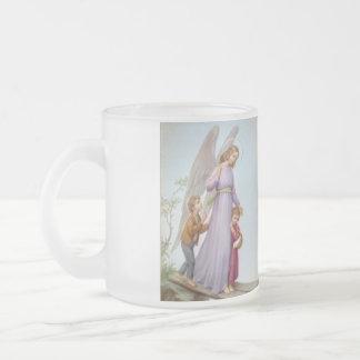 Tasse de tasse d'ange gardien