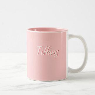 Tasse de thé de Tiffany