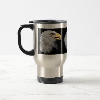 Tasse de voyage d'Eagle