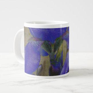 Tasse d'éléphant de jardin d'iris mug jumbo