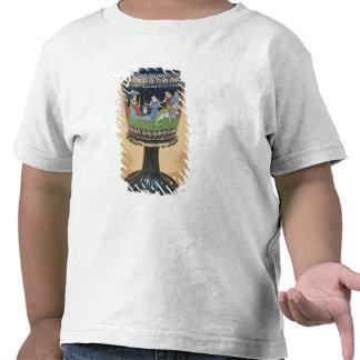 Tasse dépeignant Triumph de justice T-shirts
