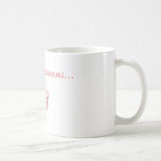 tasse d'humains de tasse de thé