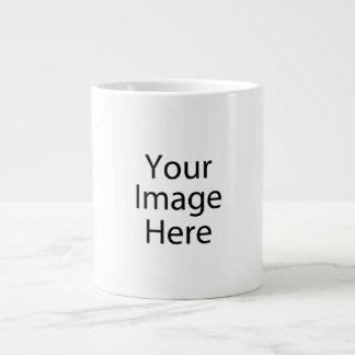 Tasse enorme faite sur commande mugs extra larges