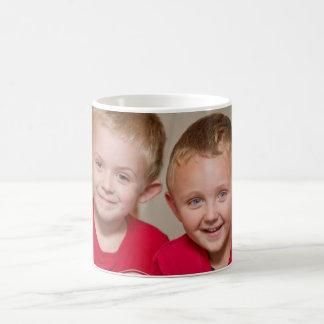Tasse faite sur commande de photo