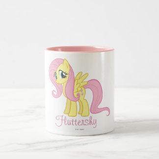 Tasse personnalisée de Fluttershy