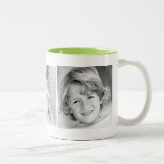 Tasse personnalisée par photo faite sur commande