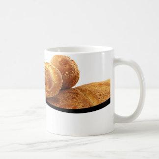 Tasse rêveuse de boulangers