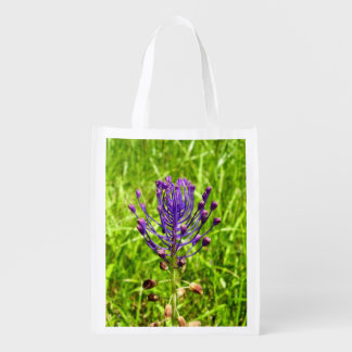 Tassel-Hyacinth Reusable Bag