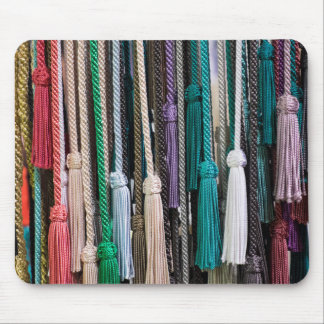 Tassels At Market Mouse Pad