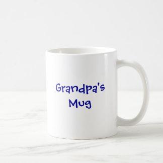 Tasses personnalisées de photo de la tasse du gran