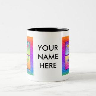 Tasses, tasses - margaritas d'art de bruit