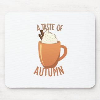 Taste Of Autumn Mouse Pad