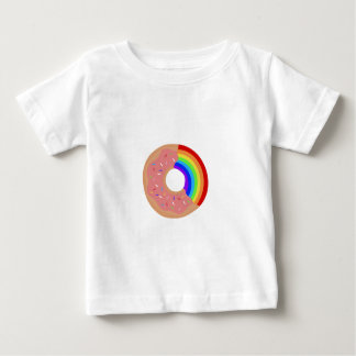 Taste the Rainbow Donut Baby T-Shirt