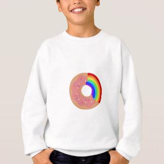 Taste the Rainbow Donut Sweatshirt
