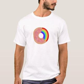 Taste the Rainbow Donut T-Shirt