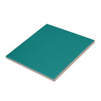 Tastefully Sophisticated Teal Color Tile