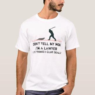 Tasteless seal clubbing T-Shirt