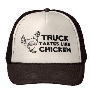 Tastes like Chicken Trucker Hat