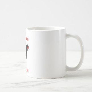 Tastes like chicken coffee mug