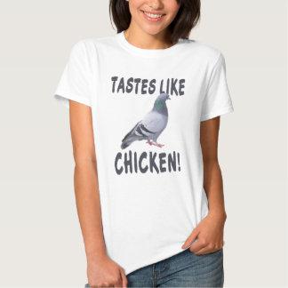 Tastes Like Chicken T-shirts