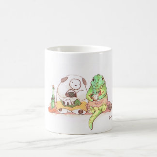 Tastily so coffee mug