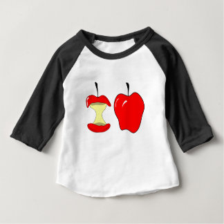 tasty apples baby T-Shirt