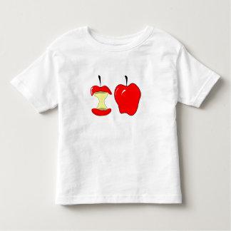 tasty apples toddler t-shirt