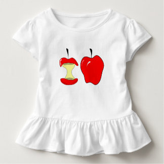 tasty apples toddler t-shirt