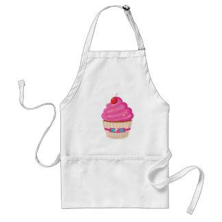 Tasty Cupcake Apron