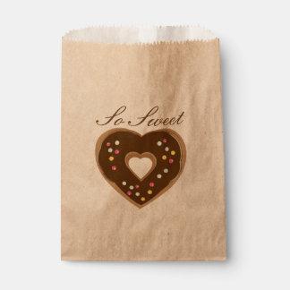 Tasty Donut Favour Bag