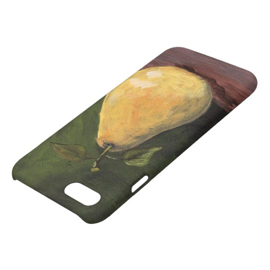 Tasty pear iPhone 7 case