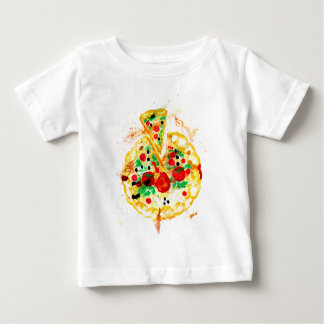 Tasty Pizza Baby T-Shirt