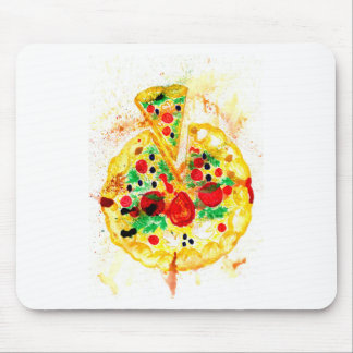 Tasty Pizza Mouse Pad