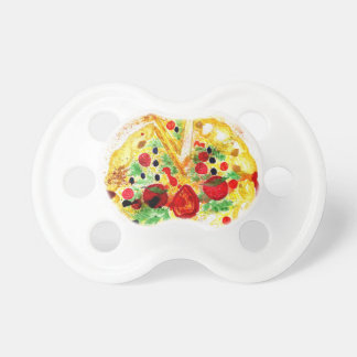 Tasty Pizza Pacifier