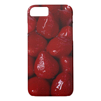 Tasty Strawberries iPhone 7 Case