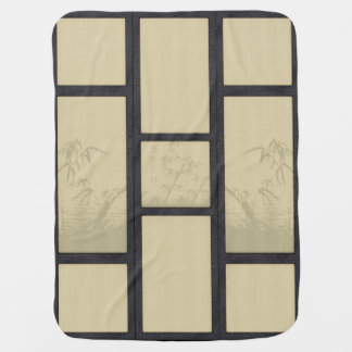 tatami - bamboo baby blanket