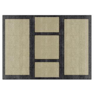 Tatami - cut board