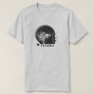 Tatanka Stars-American Buffalo/Bison T-Shirt