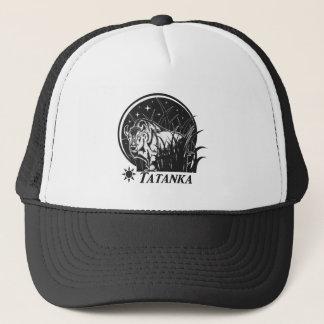 Tatanka Stars-American Buffalo/Bison Trucker Hat