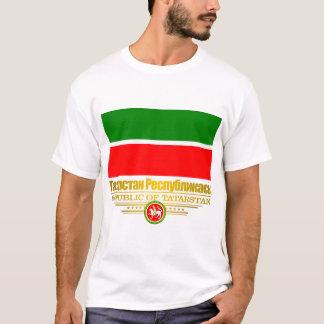 Tatarstan Flag Apparel T-Shirt