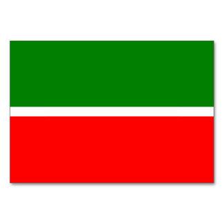 Tatarstan Flag Card