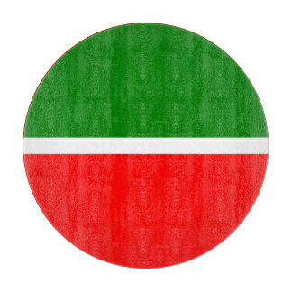 Tatarstan Flag Cutting Board