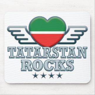 Tatarstan Rocks v2 Mouse Pad