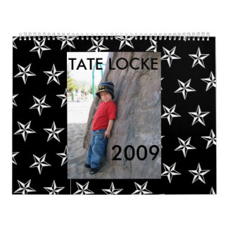 Tate 2009 - Customized Wall Calendars